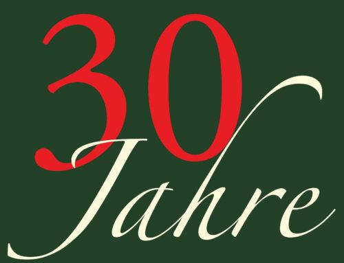 30 Jahre Dornweiler Hof
