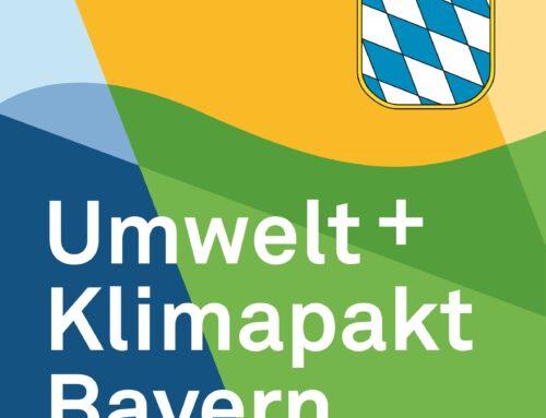 Klima und Umweltpakt Bayern